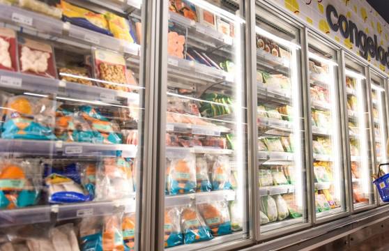 Pellicola antimicrobica per congelatori